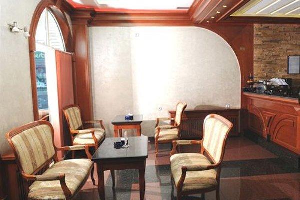 Hotel St. Georgije - фото 12