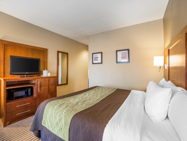 Апартаменты Comfort Inn & Suites North Woods Cross