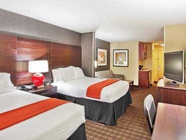 Апартаменты Holiday Inn Express Hotel & Suites Atlanta-Cumming