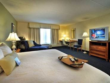 Апартаменты Hampton Inn & Suites Atlanta-Six Flags