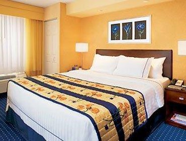 Апартаменты SpringHill Suites Atlanta Six Flags