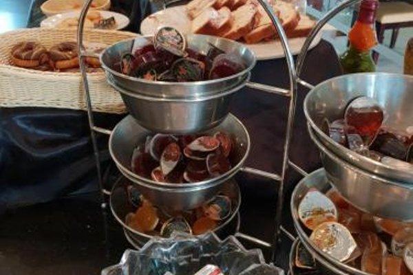 Al Jawhara Hotel Apartments - фото 14