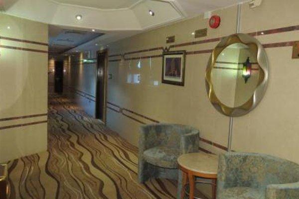Al Jawhara Hotel Apartments - фото 16