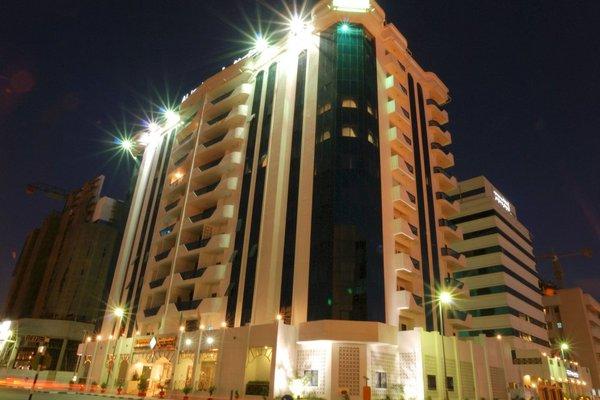 Al Jawhara Hotel Apartments - фото 23