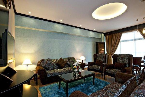 Al Jawhara Hotel Apartments - фото 4