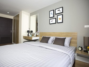 Апартаменты BBG Seaside Luxurious Service Apartment