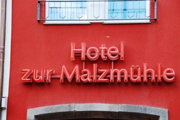 Hotel zur Malzmuhle - 21