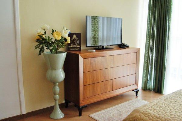 Гостиница Геркулес - фото 10
