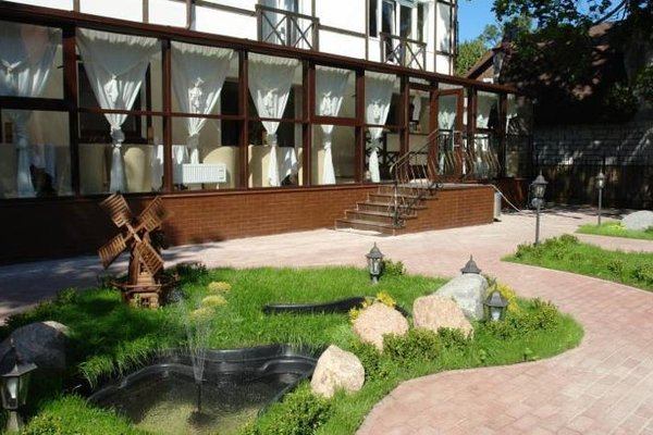 Гостиница Геркулес - фото 21