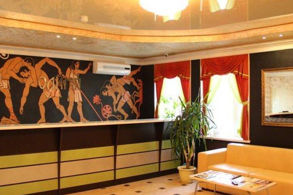 Отель Олимп - фото 21