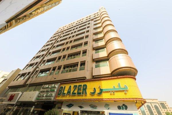 Royal Mark Hotel Apartment - фото 22