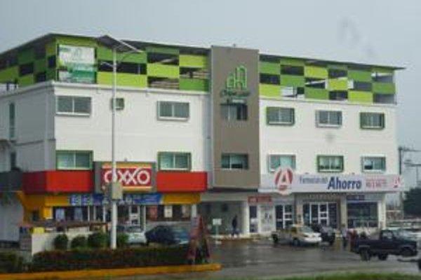 Chiapas Hotel Express - фото 23
