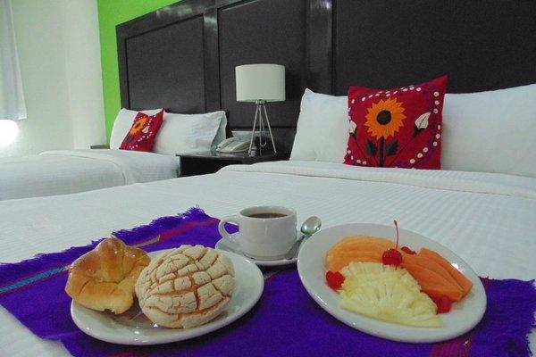 Chiapas Hotel Express - фото 7
