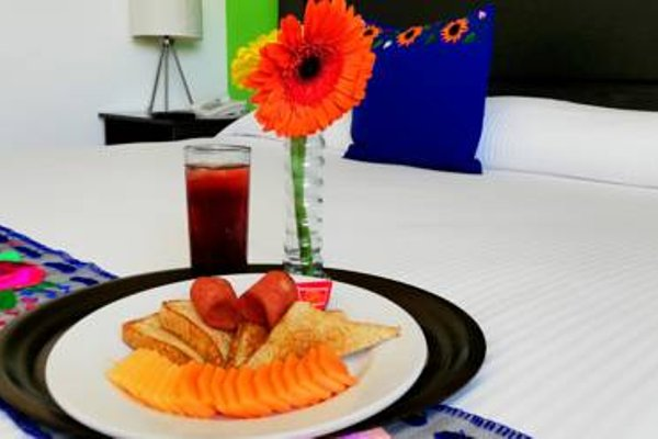 Chiapas Hotel Express - фото 8