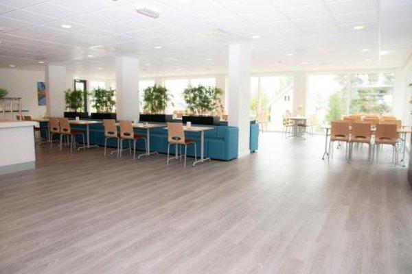 Hotell Fritidsparken - фото 11