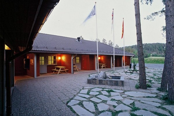 Hotell Fritidsparken - фото 23