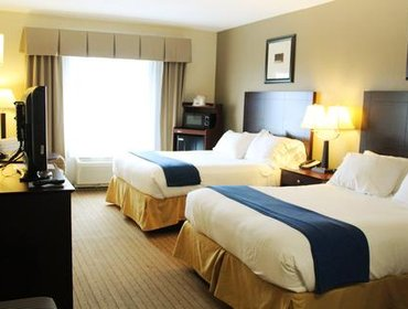 Апартаменты Holiday Inn Express & Suites Malone