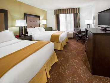 Апартаменты Holiday Inn Express Bloomington North-Martinsville