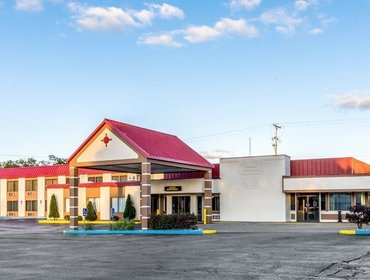 Апартаменты Red Roof Inn & Suites of Muskegon Heights