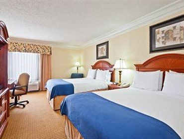 Гестхаус Holiday Inn Express Ringgold - Chattanooga Area