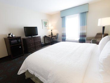 Апартаменты Hampton Inn & Suites Middlebury
