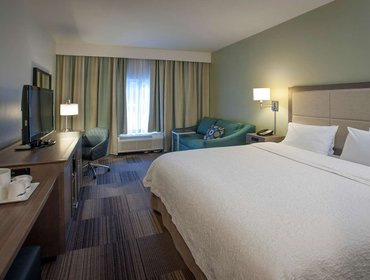 Апартаменты Hampton Inn & Suites New Orleans/Elmwood