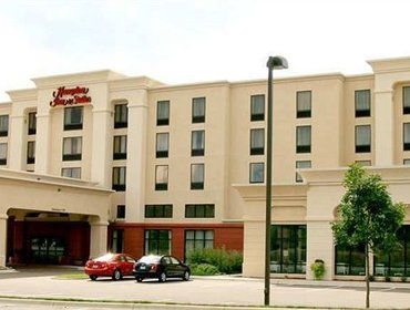 Апартаменты Hampton Inn & Suites Lino Lakes
