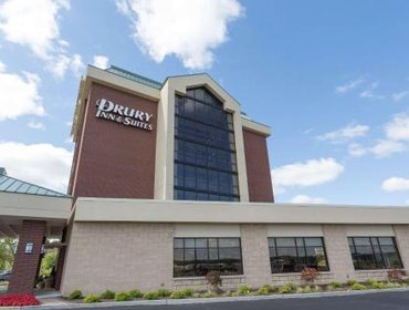 Апартаменты Drury Inn & Suites St. Louis-Southwest