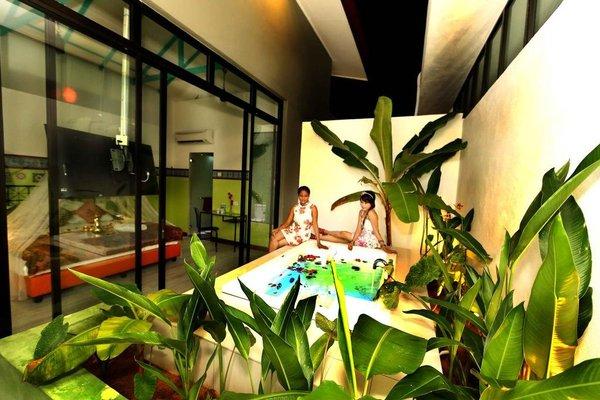 Langit Langi Hotel @ Port Dickson - фото 12