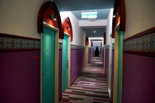 Langit Langi Hotel @ Port Dickson - фото 14