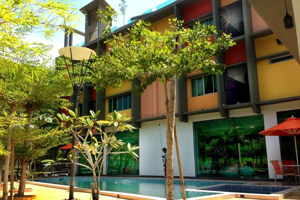 Langit Langi Hotel @ Port Dickson - фото 21