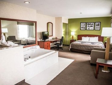 Апартаменты Sleep Inn & Suites Allendale