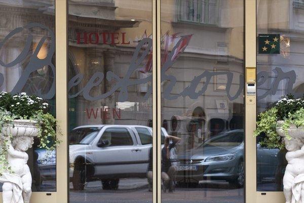 Hotel Beethoven Wien - фото 17