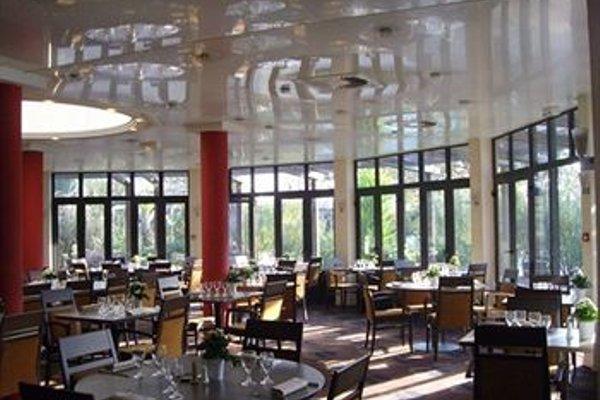 Hotel Oceania Nantes - фото 13
