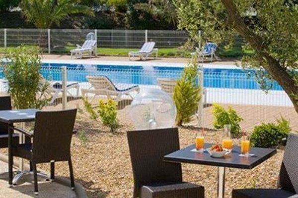 Hotel Oceania Nantes - фото 21