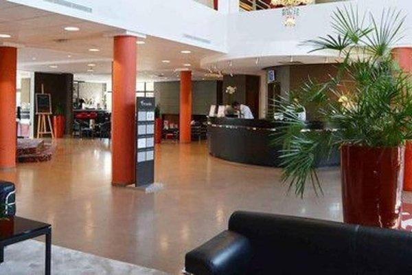 Hotel Oceania Nantes - фото 5
