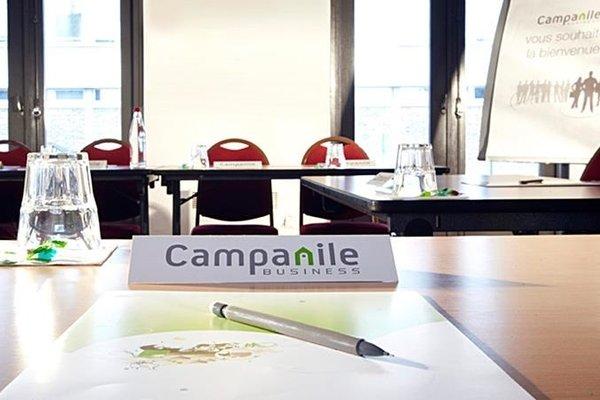 Campanile Melun Sud - Dammarie les Lys - фото 13
