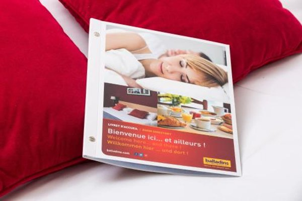 Hotel balladins Eaubonne - фото 17