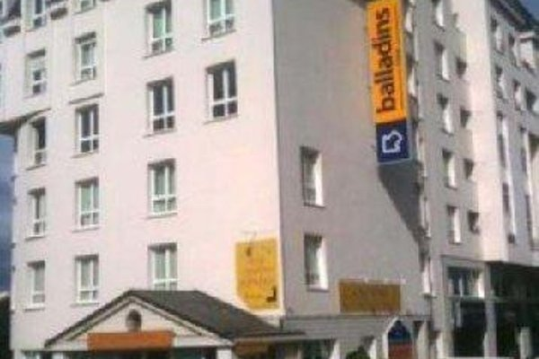 Hotel balladins Eaubonne - фото 20