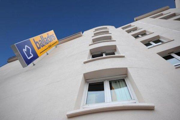 Hotel balladins Eaubonne - фото 21