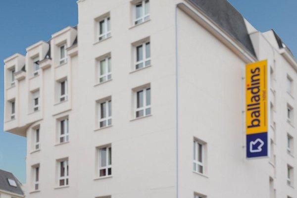 Hotel balladins Eaubonne - фото 22