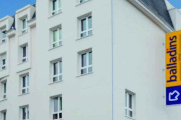 Hotel balladins Eaubonne - фото 23