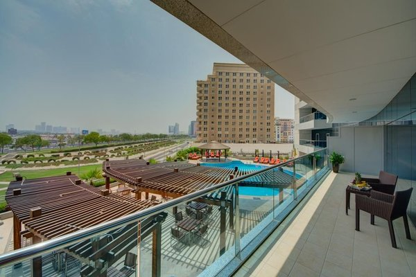 Copthorne Hotel Dubai - фото 19