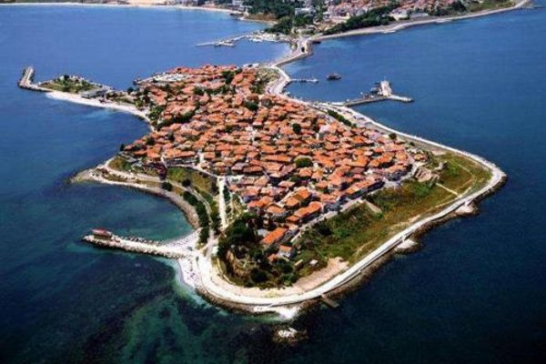 Vadim Apartments in Panorama Beach Vigo Nessebar - фото 50