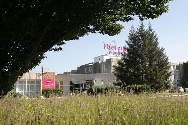 Mercure Lille Aeroport - фото 23