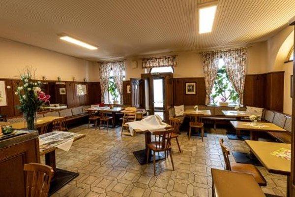 Hotel-Restaurant Fritz Matauschek - фото 15