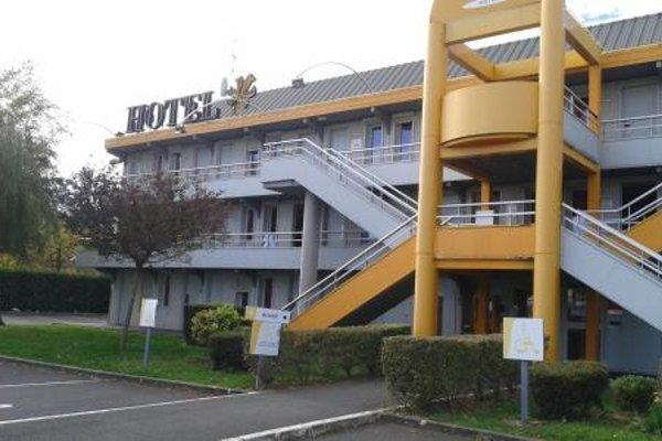 Premiere Classe Caen Est - Mondeville - 22