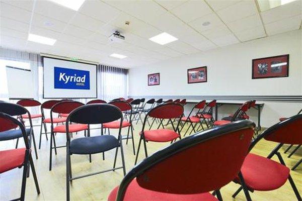 Kyriad Rouen-Nord ~ Mont-St-Aignan - фото 19