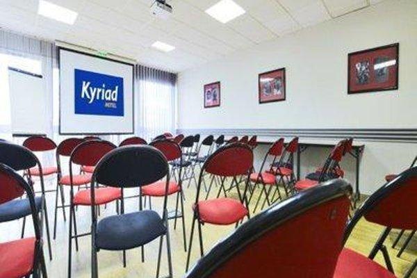 Kyriad Rouen-Nord ~ Mont-St-Aignan - фото 6