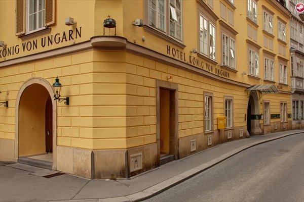 Hotel Konig von Ungarn - фото 23